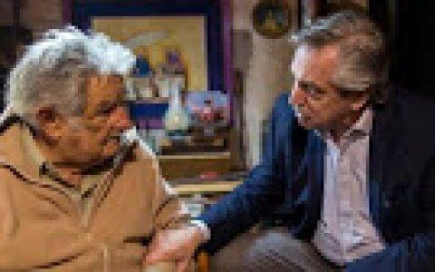 """José """"Pepe"""" Mujica: """"Más que a Alberto Fernández, la Argentina debería elegir a Mandrake"""""""