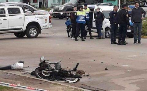 Disparo mortal: El jefe de Policía habló sobre la situación de la funcionaria, su proceder y la investigación