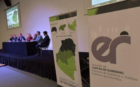 Urdinarrain será la sede una capacitación para nuevas Comunas y Municipios