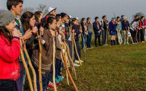 Más de 3 mil jóvenes de todo el país y de países vecinos participarán de un encuentro de scouts.