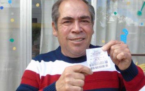 Villa Dolores: ganó el Quini 6, se volvió millonario y brindó una fiesta para todos sus amigos
