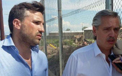 Un colaborador de Fernández aparece en el caso de facturas truchas de Báez