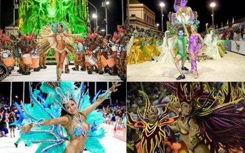 23 mil personas vibraron en la primera noche del Carnaval del País