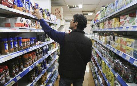 La inflación se desaceleró en enero: fue de 2,3%