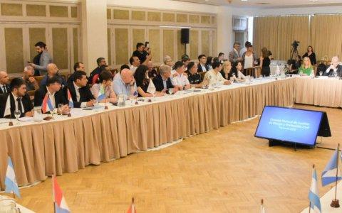 Se realizó la primera reunión anual del consejo federal de protección civil y gestión del riesgo