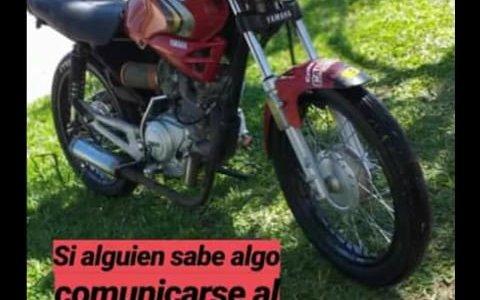 Anoche Se Robaron Una Moto De Un Domicilio En Calle Olloquiegui y Antártida Argentina