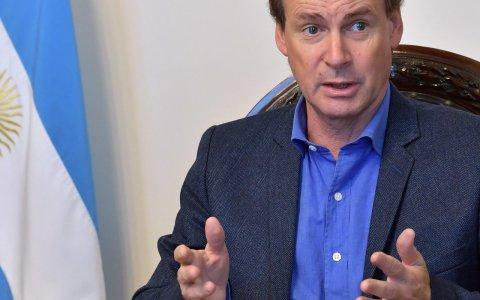 """Bordet: """"tomamos medidas articuladas con el gobierno nacional"""""""