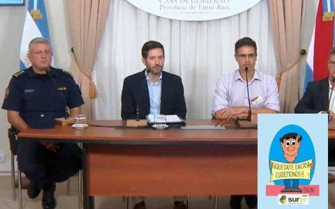 Coronavirus en Entre Ríos: Dieron detalles sobre los tres nuevos casos . Villaguay, Paraná y Gualeguay.