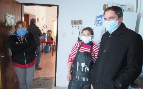 """Importante y útil equipamiento adquirió el municipio para el Centro de Desarrollo Infantil """"Barquito de Papel"""""""