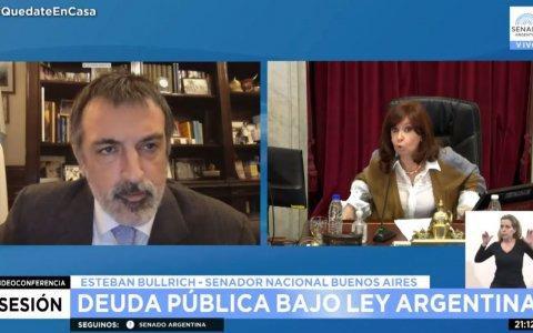 Actitud dictatorial: Cristina Kirchner le apagó nuevamente los micrófonos a la oposición