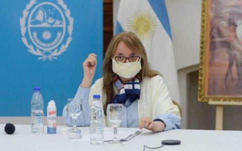 Alicia culpó a la gente por la situación en Río Gallegos