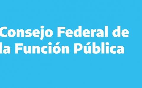 Cofefup: Se consolida la reconstrucción del espacio federal para la gestión y la innovación pública