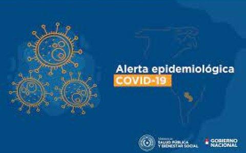 """Cinco departamentos entrerrianos """"en rojo"""", según la última evaluación de riesgo epidemiológico"""