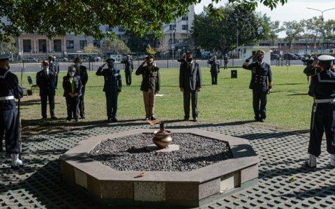 """Conmemoraron el 39° aniversario del hundimiento del crucero ara """"general belgrano"""""""