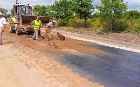 La pavimentación de la ruta 51 está avanzada en un 95 por ciento