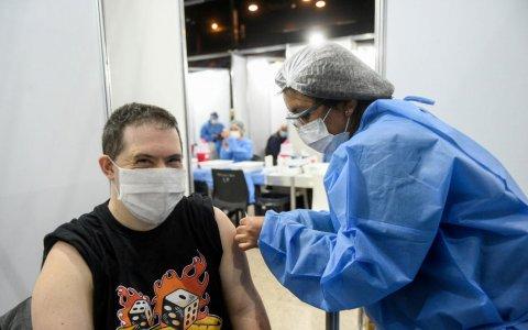 El plan de vacunación tuvo una semana récord: Argentina superó las dos millones de aplicaciones