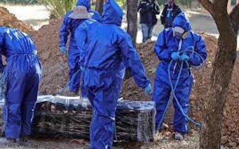 Notifican otros 23 fallecimientos en la provincia, 5 se produjeron en Gualeguaychú