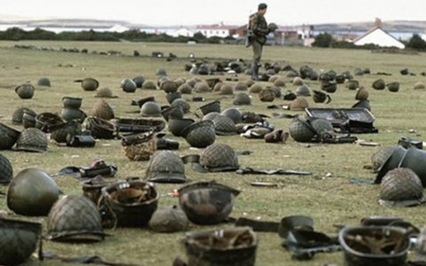 A 38 años del cese del fuego en la Guerra de Malvinas