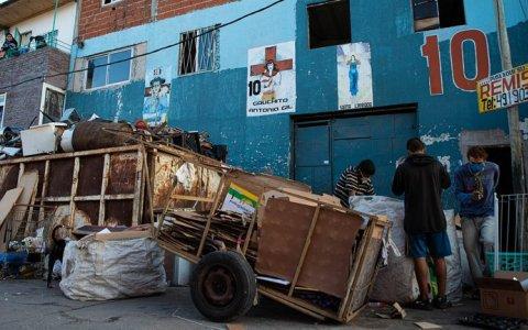 «Radiografía de la pobreza en Argentina» se titula un informe realizado por la UCA