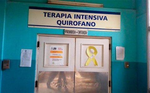 Fallecieron cuatro pacientes covid en el Hospital Centenario.