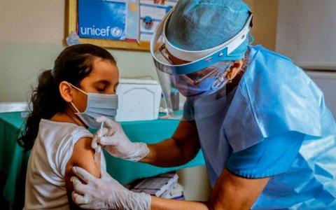 El martes comenzará la vacunación para niños y niñas en Entre Ríos.