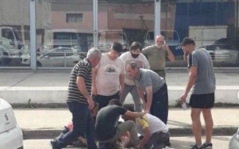 Suspendieron el traslado a Paraná de la nena de 10 años atropellada en avenida Artigas