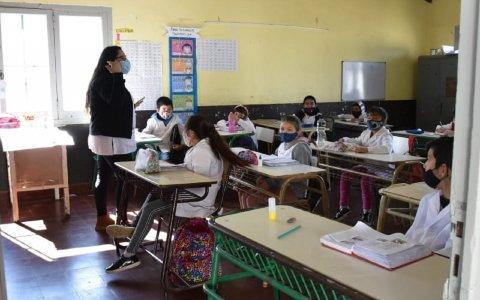 En Entre Rios Las clases finalizarán el 17 de diciembre para pode tener la mayor cantidad de dias de clase Expreso Azcarate.